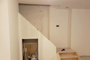 Basement Framing & Drywall