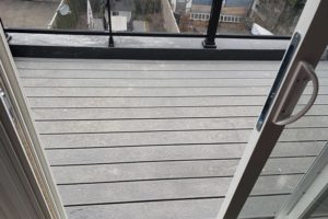 Composite Deck & Balcony Railings